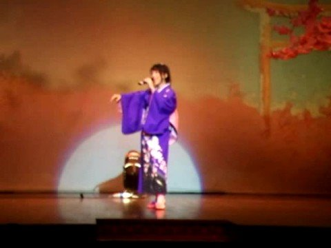 Japanese Enka :  一世一代 video