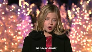 Watch Jackie Evancho Oh Holy Night video