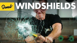 Windshields - What Makes Car Glass Different from Regular Glass? | Science Garage