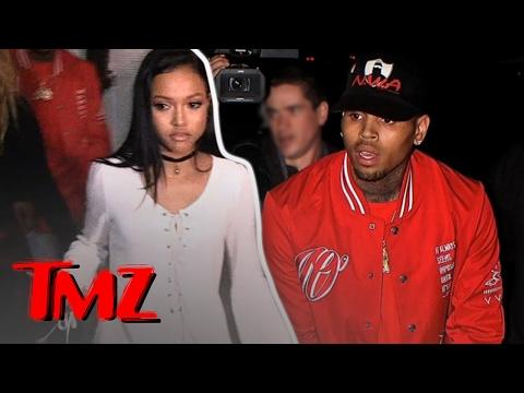 Chris Brown & Karrueche – Riding Together!