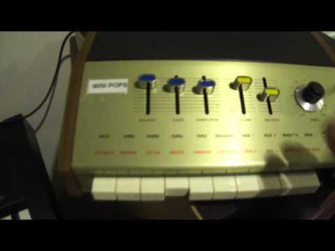 MINIPOPS MP7 SYNCHRO MIDICLOCK PART 2