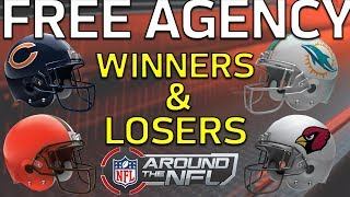 NFL Free Agency Winners & Losers | Around the NFL