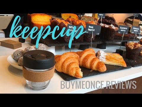 A Coffee Cup For Life - KeepCup | BuyMeOnce Reviews