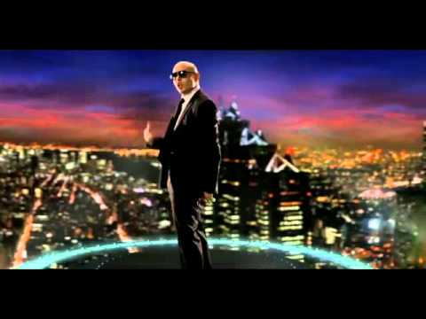 Pitbull Featuring Chris Brown - International Love.flv video