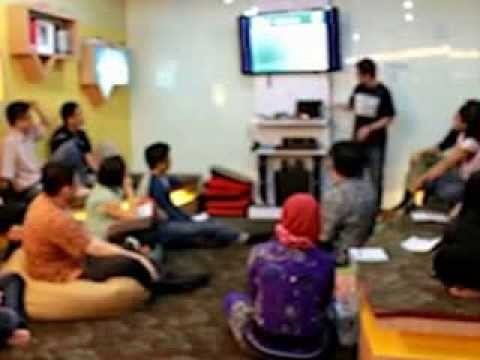 Business Coaching and Microfinancing for Indonesian Greenpreneur - 1st training class - part 1 of 2