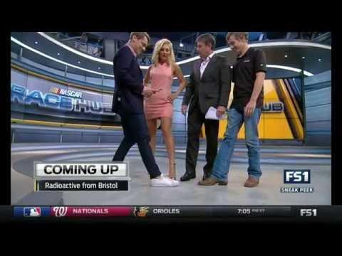 Danielle Trotta in Pink | FS1 thumbnail