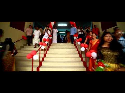 Kerala Christian Wedding - Donish + Lini Wedding Highlights