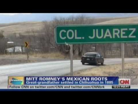 Tracing Mitt Romney's Mexican Family Tree