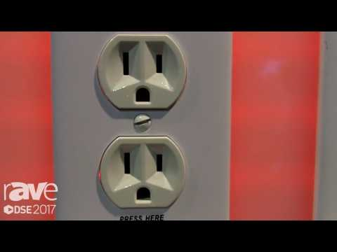 DSE 2017: Data-Tronix Shows Dual USB Chargers For Wall Plates