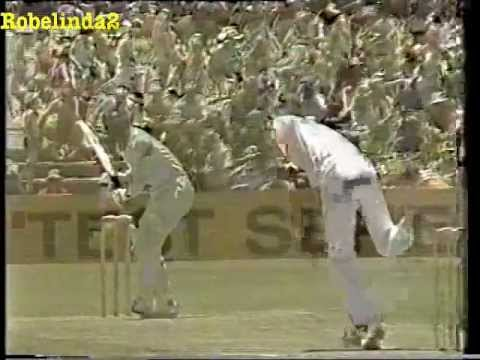 3rd test 1984/85 Australia vs West Indies ADELAIDE highlights