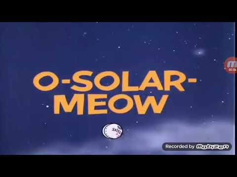 Tom and Jerry eps 153 O Solar Meow part 1