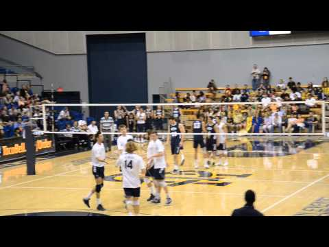 UCI vs. BYU 3-1-13