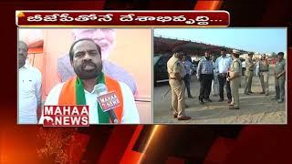 కడపలో పర్యటించనున్న రాజ్ నాథ్ సింగ్   BJP Leader Satyam Kumar Face to Face