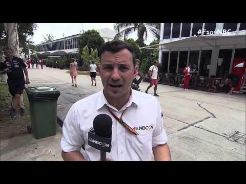 F1 Paddock Pass: Malaysian Grand Prix