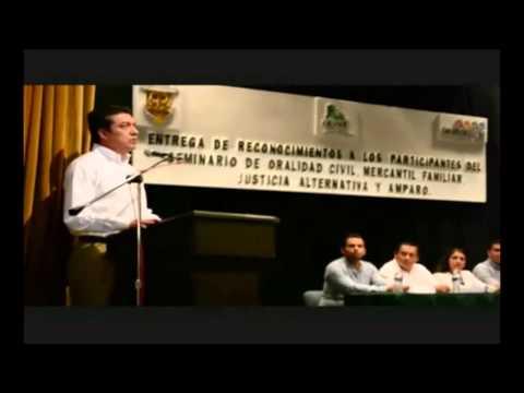 Entregan reconocimientos del nuevo Sistema de Justicia Penal en Comitán