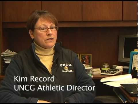 The 5th Quarter interviews UNCG Athletic Director Kim Record about her ...
