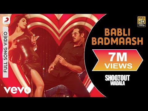 Babli Badmaash Video - Priyanka Chopra | Shootout at Wadala