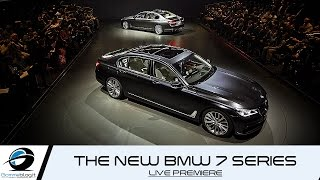 2016 NEW BMW 7 Series | LIVE Premiere