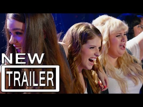 Pitch Perfect 2 Trailer Official - Anna Kendrick, Rebel Wilson