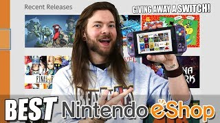 10 Nintendo Switch eShop Games Worth Buying - Episode 13