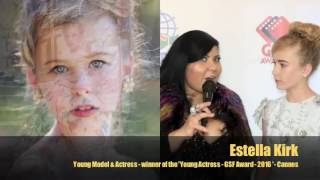 ART IN FUSION TV - INTERVIEW WITH ESTELLA KIRK
