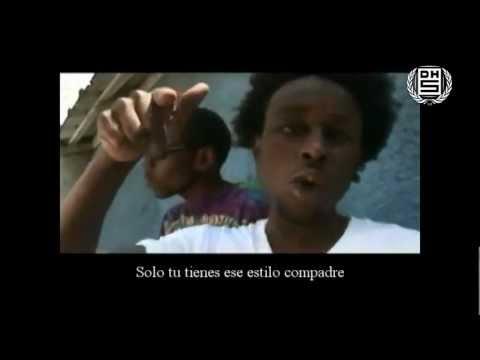 Vybz Kartel Ft Popcaan & Vanessa Bling - Clarks (traducido Por Dancehallspain) video
