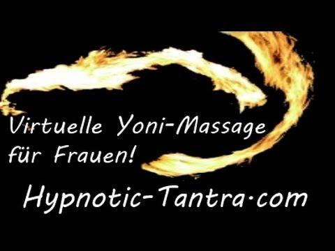 Virtuelle Yoni Massage für Frauen - Sinnliche Yonimassage (weiblicher Orgasmus) - HYPNOSE-TEST!