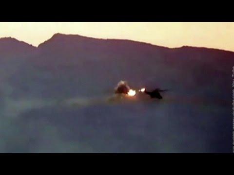 Убитые в Сирии российские летчики сражались до последнего