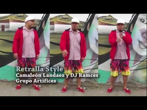 Camaleon Landaez Retralla Style (Video Oficial)