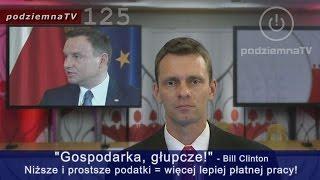 Robią nas w konia: Nowy Prezydent Andrzej Duda - wyszło szydło z worka #125