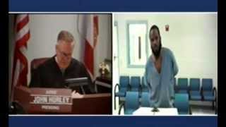Oops! Judge Mispronounces Defendant's Name