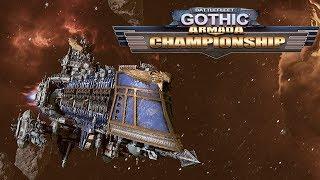 Battlefleet Gothic Championship, Match 1