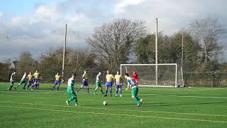 Leinster Senior Cup 2018/19 vs Ayrfield (Lost 1-0)