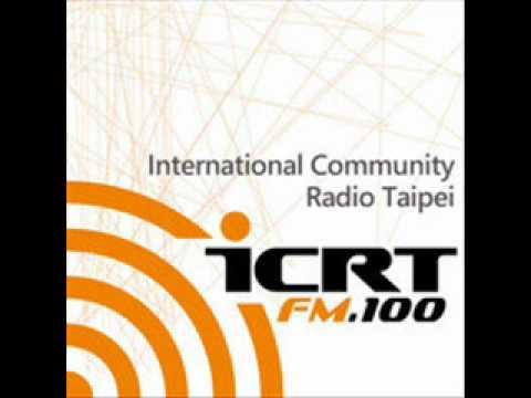 ICRT - Radio Taipei Taiwan - Canada Week Promo - Pete Fowler from CFNY