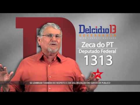 Zeca do PT 1313 - O Deputado Federal do Povo