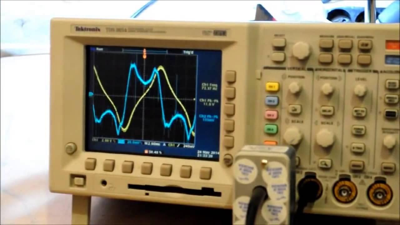 Morocco QEG 2014 Overunity 8.9KVAR output 600W input (Free Energy ...