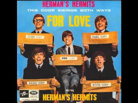 Hermans Hermits - The Door Swings Both Ways