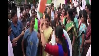 Karnataka Jayanagara  Assembly Elections Results | Congress Leader Sowmya Reddy In Lead
