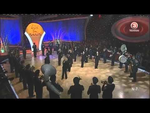 """TV3 """"Šok su manimi"""" - šokėjų pasirodymas 2012 11 24 - choreografas Paulius Šinkūnas"""