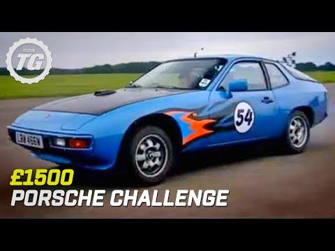 The £1500 Porsche Challenge | Top Gear | BBC