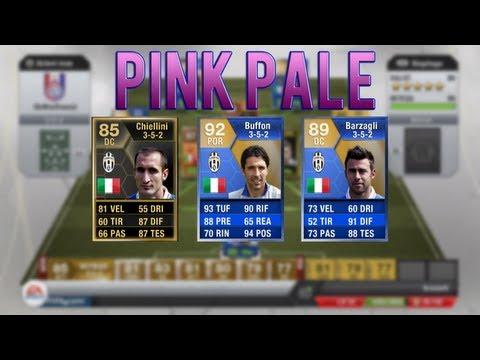 FIFA 13 | PINK PALE #9 | FIFA 13 BUFFON TOTS CHIELLINI IF BARZAGLI TOTS Pink Slips ITA - MAMMA MIA