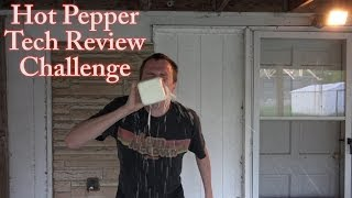 Hot Pepper Tech Review Challenge! (HTC One M8 GPE)