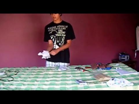 Cómo hacer tus guantes de Longboard