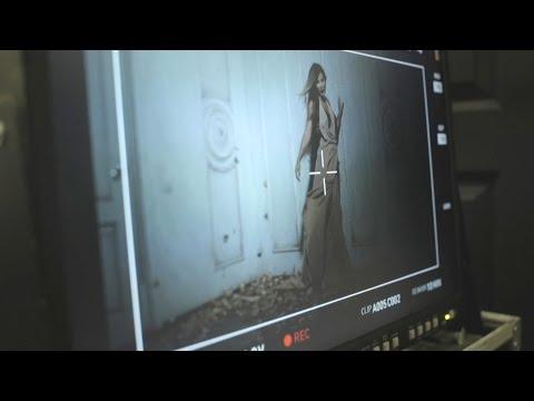 Как снимали клип Ани Лорак Осенняя любовь