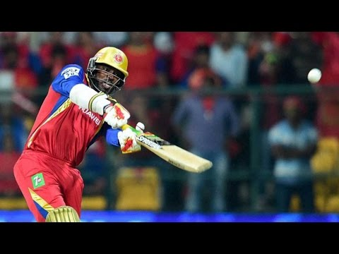 Chris Gayle 50 of 12 balls, equals Yuvraj Singh's T20 World Record