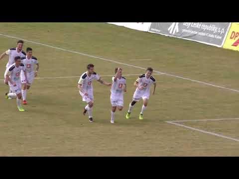 Sestřih utkání FC Hradec Králové - FK Fotbal Třinec 5:1 (2:1)