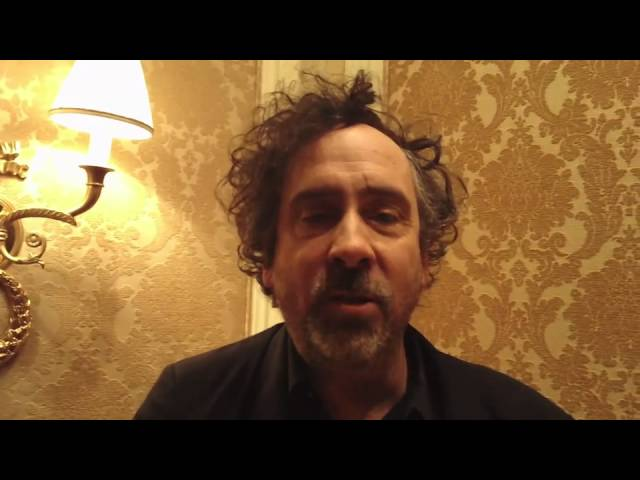 Tim Burton's love of monsters