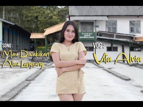 Download VITA ALVIA - MAU DIWAKILKAN ATAU LANGSUNG ost.DILAN   Mp4 baru