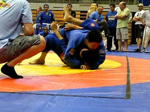 Dainis' ISKA BJJ Comp ROUND 1 - Under 73kg Divsion Video