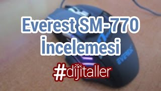 Everest SM-770 İncelemesi
